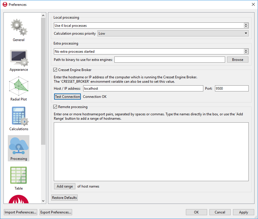 Run Cresset calculations in the cloud with Cresset Engine