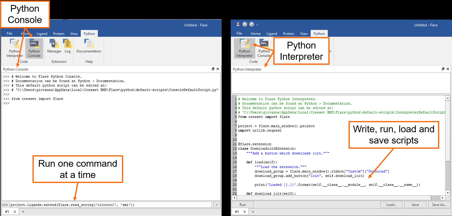 A sneak peek into Flare V2: Python API and new science