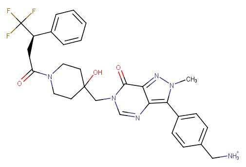Almac USP7 inhibitor PDB: 5N9T for oncology