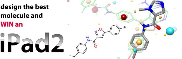 Design a Molecule Competition Header