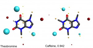 Theobromine with caffeine