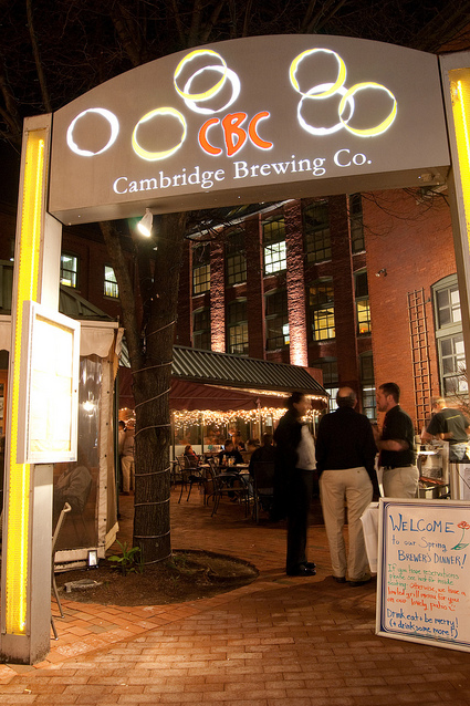 Cambridge Brewing Co