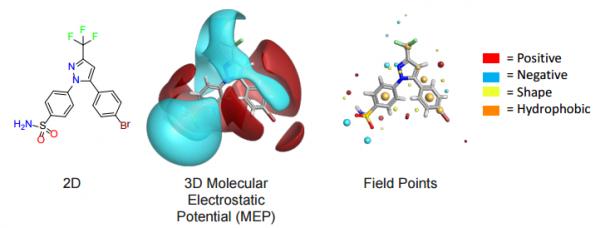 Electrostatics shape bioisosterism