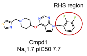 Figure 1_The reference compound used to align the data set