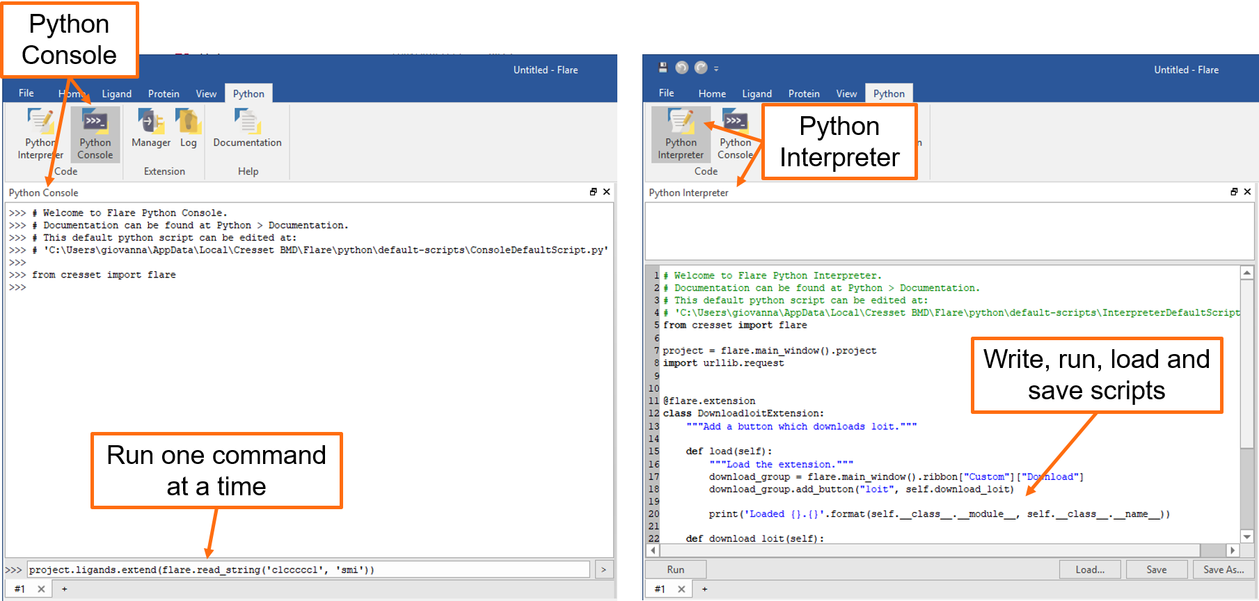 A sneak peek into Flare V2: Python API and new science | Cresset